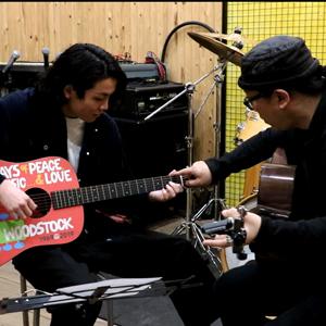 ギター指導